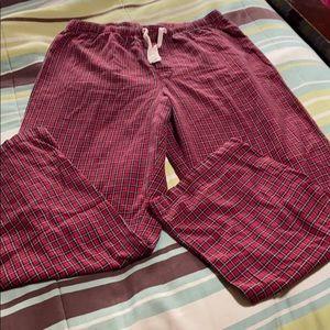 Pajama Pants. EUC
